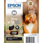 EPSON C13T04F64010 INCHIOSTRO CLARIA  PHOTO HD 478XL SCOIATTOLO