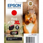 EPSON C13T04F54010 INCHIOSTRO CLARIA PHOTO HD 478XL SCOIATTOLO