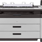 HP INC. 2RQ09A#B19 HP PAGEWIDE XL 5100 PRINTER