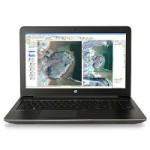 HP ZBOOK 15 G3 I7-6700HQ 15.6 8GB 256GB WIN10P64