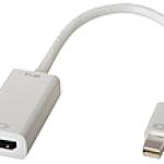 LINDY LINDY41729 ADATTATORE MINI DISPLAYPORT 1.2 A HDMI 4K ATTIVO