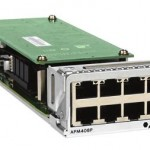 8PT 10GBASE-T POE+ PORT CARD