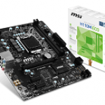 MOTHERBOARD MSI H110M ECO