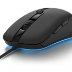 SHARKOON SHARK FORCE PRO BLACK OPTICAL GAMING MOUSE, 3,200 DPI