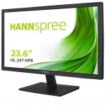 HANNSPREE HL247HPB 23,6  TFT - LED 16 9 FULL HD VGA HDMI DVI-D 5S