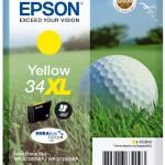 EPSON C13T34744010 SINGLEPACK YELL 34XL INK PALLINA DA GOLF
