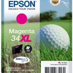 SINGLEPACK MAG 34XL INK PALLINA DA GOLF