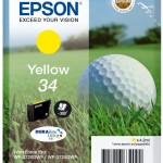 CARTUCCIA INK DURABRITEULTRA PALLINA DA GOLF YEL