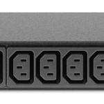 APC AP6015A RACK PDU, BASIC, 0U/1U, 120-240V/15A,