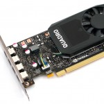 FUJITSU S26361-F2222-L104 NVIDIA QUADRO P1000 4 GB  4 X DP (DISPLAY PORT)  (