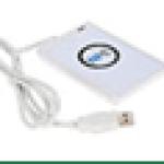 EXTERNAL USB NFC CARD READER