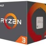 AMD YD2200C5FBBOX RYZEN 3 2200G 3.7GHZ QUADCORE RX VEGA