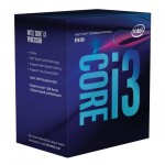 INTEL CORE I3-8300 QUAD CORE 3.70GHZ LGA1151