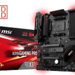 MB MSI X370 GAMING PRO