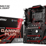 MSI X470 GAMING PLUS MSI MB AM4 X470 GAMING PLUS