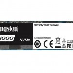 KINGSTON SA1000M8/960G 960G SSDNOW A1000 M.2 2280 PCIE NVME