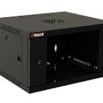 ITRACK ITR-309136 RACK OFFICE SMALL DA PARETE 12U 550X450 H.580 NERO