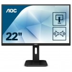 AOC 22P1 AOC - 21 5 LED 16.9 1920X1080 60HZ 100X100 MVA