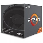 AMD YD2600BBAFBOX AMD RYZEN 5 2600 3.9GHZ 6CORE AM4