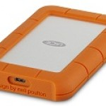 LACIE STFR4000800 4TB RUGGED USB 3.1 TYPE C