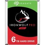 SEAGATE ST6000NE0023 IRONWOLF PRO 6TB SATA3 3,5
