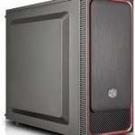 COOLER MASTE MCB-E500L-KN5N-S01 MASTERBOX E500L RED W