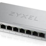 ZYXEL GS1200-8-EU0101F GS1200-8 - SWITCH UNMANAGED PLUS