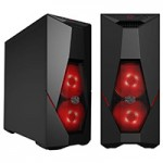 MASTERBOX K500L WITH RED LED FAN