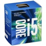 INTEL CORE I5-7400  6M CACHE, UP TO 3.50 GHZ 6MB