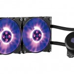 COOLER MASTE MLW-D24M-A20PC-R1 DISSIPATORE ML240L RGB