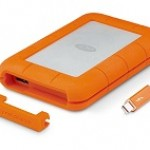 LACIE STEV2000400 2TB RUGGED THUNDERBOLT USB3 W/INTEGRATED CABLE