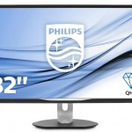 PHILIPS 328B6QJEB/00 32  LED IPS 2560 X 1440, 16 9 ULTRA HD