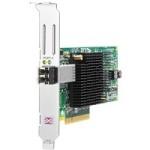 HEWLETT PACK P9D93A HPE STOREFABRIC SN1100Q 16GB SINGLE PORT FC HBA