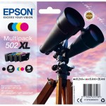 EPSON C13T02W64010 MULTIPACK 4-COLOURS 502XL INK
