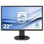 PHILIPS 221B8LHEB/00 21,5 -1920 X 1080-250 CD/M²-1000 1-VGA-HDMI-MULTIM
