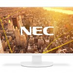 NEC 60004634 MULTISYNC EA271F WHITE 27  LCD MONITOR WITH LED