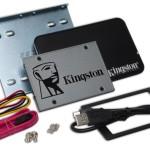 KINGSTON SUV500B/240G 240GB UV500 SERIES SSD 2.5  W/UPDATE BUNDLE KIT