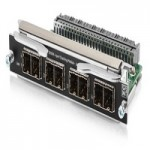 HEWLETT PACK JL084A ARUBA 3810M 4-PORT STACKING MODULE