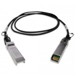 QNAP CAB-DAC15M-SFPP-DEC02 SFP+ 10GBE TWINAXIAL DIRECT ATTACH CABLE, 1.5M