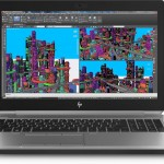 HP INC. 2ZC40ET#ABZ HP ZB15G5 I7-8750H 15 16GB 256 W10 PRO64