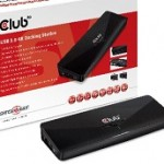 CLUB3D CSV-3103D USB 3.0 4K30HZ UHD DOCKING STATION