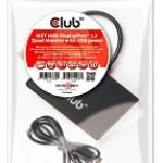 CLUB3D CSV-6400 MST HUB 1X DP - 4X DP