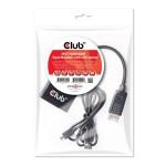MST HUB 1X DP - 2X HDMI