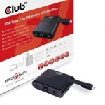CLUB3D CSV-1530 MINI USB 3.0 TYPE C DOCKING STATION
