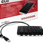 CLUB3D CSV-3203 USB 3.0 AND MDP DOCKING STATION