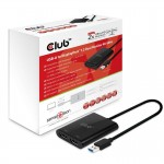 CLUB3D CSV-1477 USB A 3.1 GEN 1 DP 1.2 DUAL MONITOR
