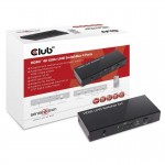 CLUB3D CSV-1370 HDMI 2.0 4X1 SWITCH