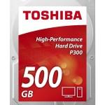 TOSHIBA HDWD105UZSVA 500GB TOSHIBA DESKTOP HDD 3.5  SATA