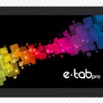 MICROTECH ETP101WW64/W3 TABLET E-TAB PRO 10.1 64GB WIFI WIN10PRO NAO