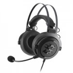 STEREO GAMING HEADSET, USB SOUND CARD